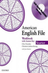 American English File Starter: Workbook with MultiROM - Paul Seligson, Christina Latham-Koenig, Clive Oxenden (ISBN: 9780194774024)