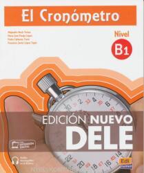 Cronometro B1 - Alejandro Bech (ISBN: 9788498485479)