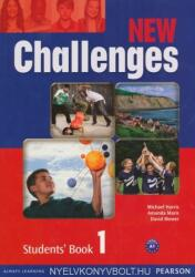 New Challenges 1 Student's Book (ISBN: 9781408258361)