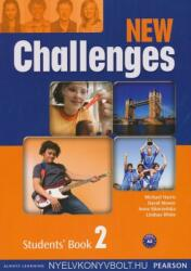 New Challenges 2. SB (ISBN: 9781408258378)
