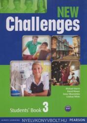 New Challenges 3. SB (ISBN: 9781408258385)
