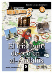 APT - EL NÚMERO 3 EN AL-ÁNDALUS - ALFONSO SANTAMARINA (ISBN: 9788477117995)