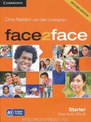 Face2face Starter Class Audio CDs (ISBN: 9781107621688)