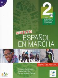 Nuevo Espanol en Marcha 2 : Student Book + CD - Castro Viudez Francisca (ISBN: 9788497783781)
