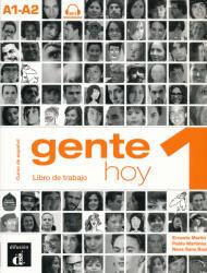 Gente Hoy 1 Libro de Trabajo con CD Audio (ISBN: 9788415620792)