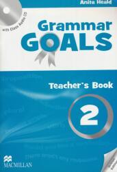 Grammar Goals Level 2 Teacher's Book Pack - Nicole Taylore & Michael Watts & A Heald (ISBN: 9780230445789)