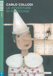 Le Avventure di Pinocchio + CD (ISBN: 9788853616029)
