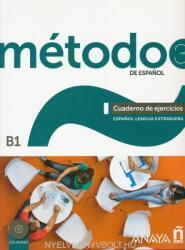 Método de Espanol 3 Cuaderno de Ejercicios incluye CD Audio (ISBN: 9788467830583)