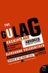 Gulag Archipelago 1918-1956 Abridged - Aleksandr I Solzhenitsyn (ISBN: 9780061253805)