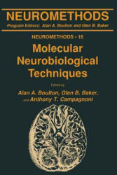 Molecular Neurobiological Techniques (2014)