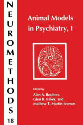 Animal Models in Psychiatry (2014)