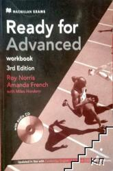 Ready for Advanced (CAE) (3rd Ed) Workbook without Key Pack - Amanda French & Roy Norris (ISBN: 9780230463592)