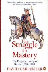Struggle for Mastery - Britain 1066-1284 (ISBN: 9780140148244)