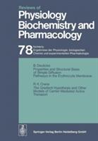 Reviews of Physiology, Biochemistry and Pharmacology - Ergebnisse der Physiologie, Biologischen Chemie und Experimentellen Pharmakologie (2014)