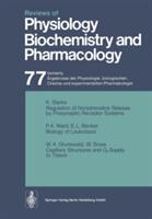 Ergebnisse der Physiologie, biologischen Chemie und experimentellen Pharmakologie (2014)