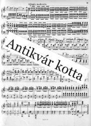 KLAVIERKONZERT E-DUR BWV 1053 FÜR 2 KLAVIER (SOLDAN), ANTIKVÁR (ISBN: 9786310247779)
