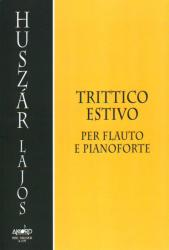 TRITTICO ESTIVO PER FLAUTO E PIANOFORTE (ISBN: 9790801662057)