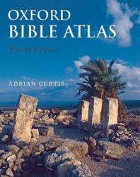 Oxford Bible Atlas (ISBN: 9780199560462)