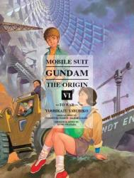 Mobile Suit Gundam: The Origin, Volume 6: To War (2014)