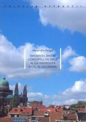 Diferenţa dintre conceptul de piaţă al lui Heidegger şi cel al lui Granel (2013)
