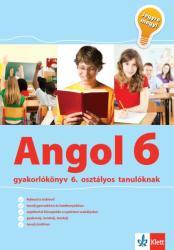Angol Gyakorlókönyv 6 - Jegyre Megy (ISBN: 9786155258497)