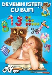 Devenim isteți cu Bufi. Învățăm cifrele (ISBN: 9789737146717)