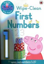 Peppa Pig: Practise with Peppa: Wipe-Clean First Numbers - collegium (2014)