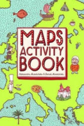 Maps Activity Book (2014)