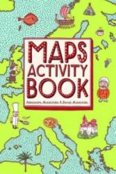 Maps Activity Book - Aleksandra Mizielinska (2014)