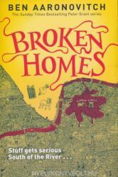 Broken Homes - Aaronovitch Ben (2014)