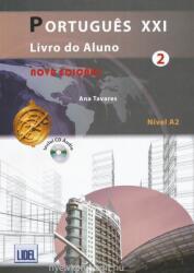 Portugues Xxi Nivel 2 - Livro Do Aluno - Ana Tavares (ISBN: 9789727579907)