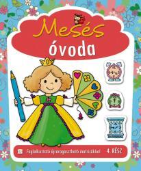 Mesés óvoda 4. rész (ISBN: 9786155335372)