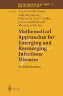 Mathematical Approaches for Emerging and Reemerging Infectious Diseases: An Introduction (2010)