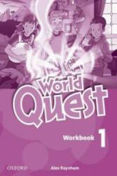 World Quest: 1: Workbook - Alex Raynham (ISBN: 9780194125833)