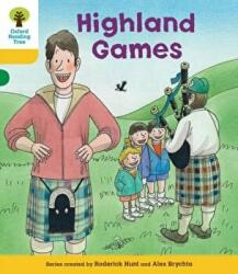 Oxford Reading Tree: Level 5: Decode and Develop Highland Games (2011)