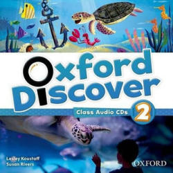 Oxford Discover: 2: Class Audio CDs (ISBN: 9780194279000)
