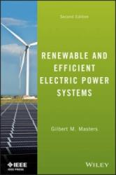 Renewable and Efficient Electric Power Systems (2013)