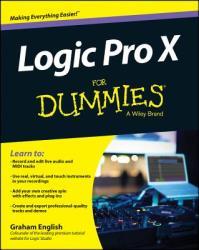 Logic Pro X for Dummies (2014)