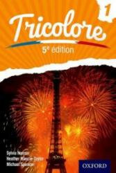 Tricolore Student Book 1 (2014)