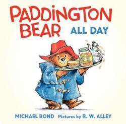 Paddington Bear All Day Board Book (2014)
