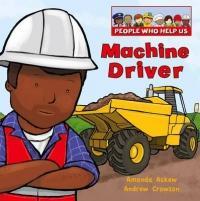 Machine Driver - Amanda Askew (2011)