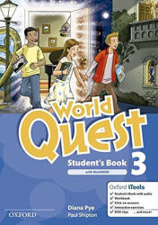 World Quest: 3: Student's Book Pack (ISBN: 9780194126045)