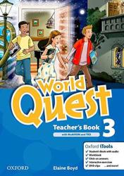 World Quest: 3: Teacher's Book Pack (ISBN: 9780194126052)
