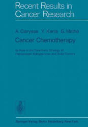 Cancer Chemotherapy - A. Clarysse, G. Mathe (2014)