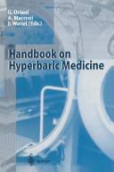 Handbook on Hyperbaric Medicine (2012)