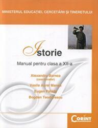 Istorie. Manual pentru clasa a XII-a (ISBN: 9786068609478)