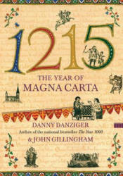1215: The Year of Magna Carta (ISBN: 9780743257787)