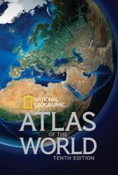 National Geographic Atlas of the World, Tenth Edition - National Geographic (2014)