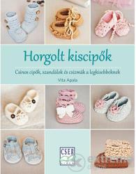 Horgolt kiscipők (2014)