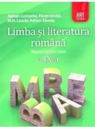 Romana Cls 9 - Adrian Costache Florin Ionita M. n. Lascar Adrian Savoiu (ISBN: 9789731245263)